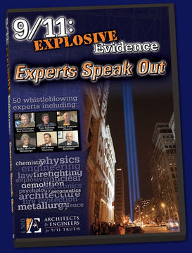 9/11 explosive evidence DVD