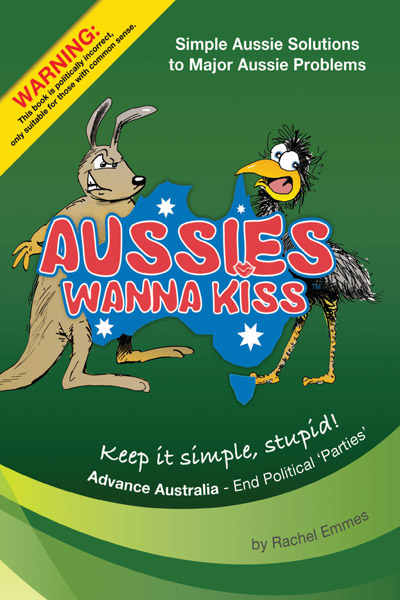 Aussies Wanna KISS