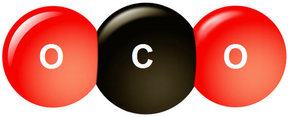 CO2 molecule