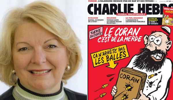 Free Speech Paradox - Sherri Tenpenny Vs Charlie Hebdo