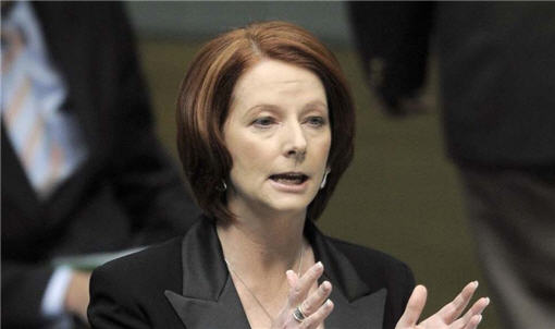 Julia Gillard says that the substantive claims of the 9/11 truth movement are stupid and wrong