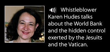 Introducing Karen Hudes: World Bank whistleblower