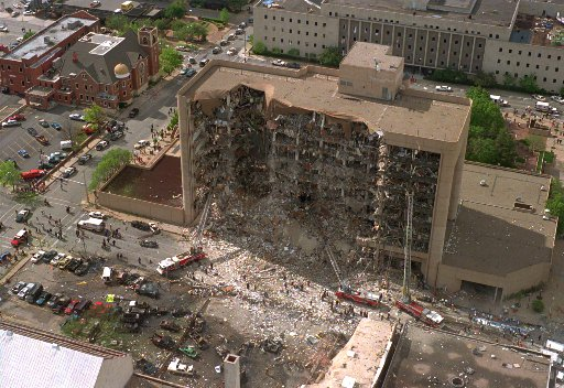 1995 Oklahoma bombing