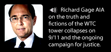 Richard Gage on the truth and fiction of 9/11