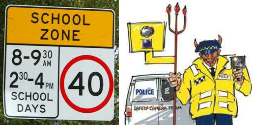 Speeding Fines