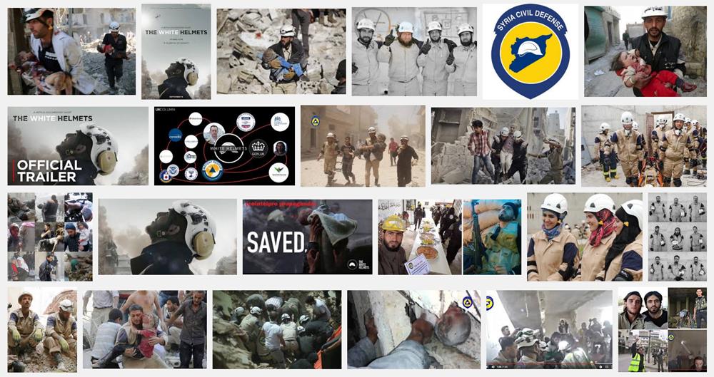 White Helmets montage