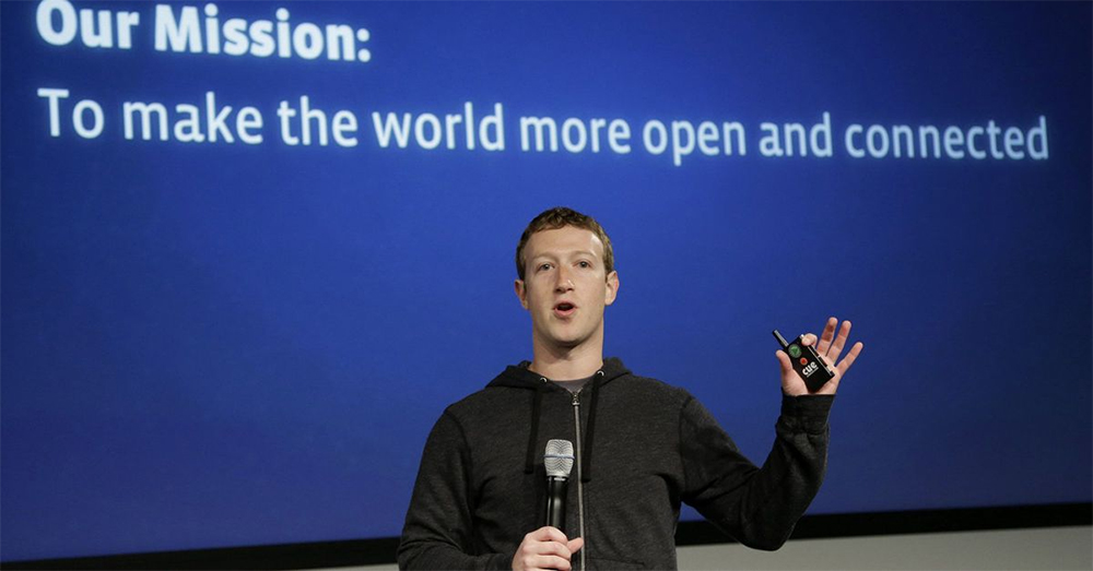 Mark Zuckerberg promotes internet.org